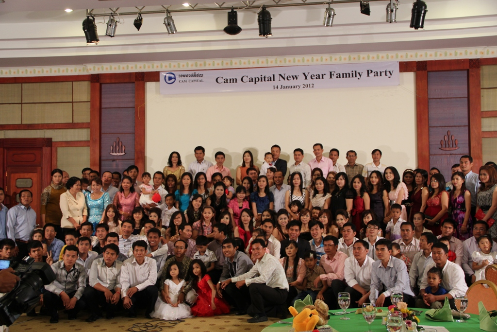 Staff Party – DGB Specialized Bank Cambodia
