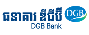 DGB Specialized Bank Cambodia Logo